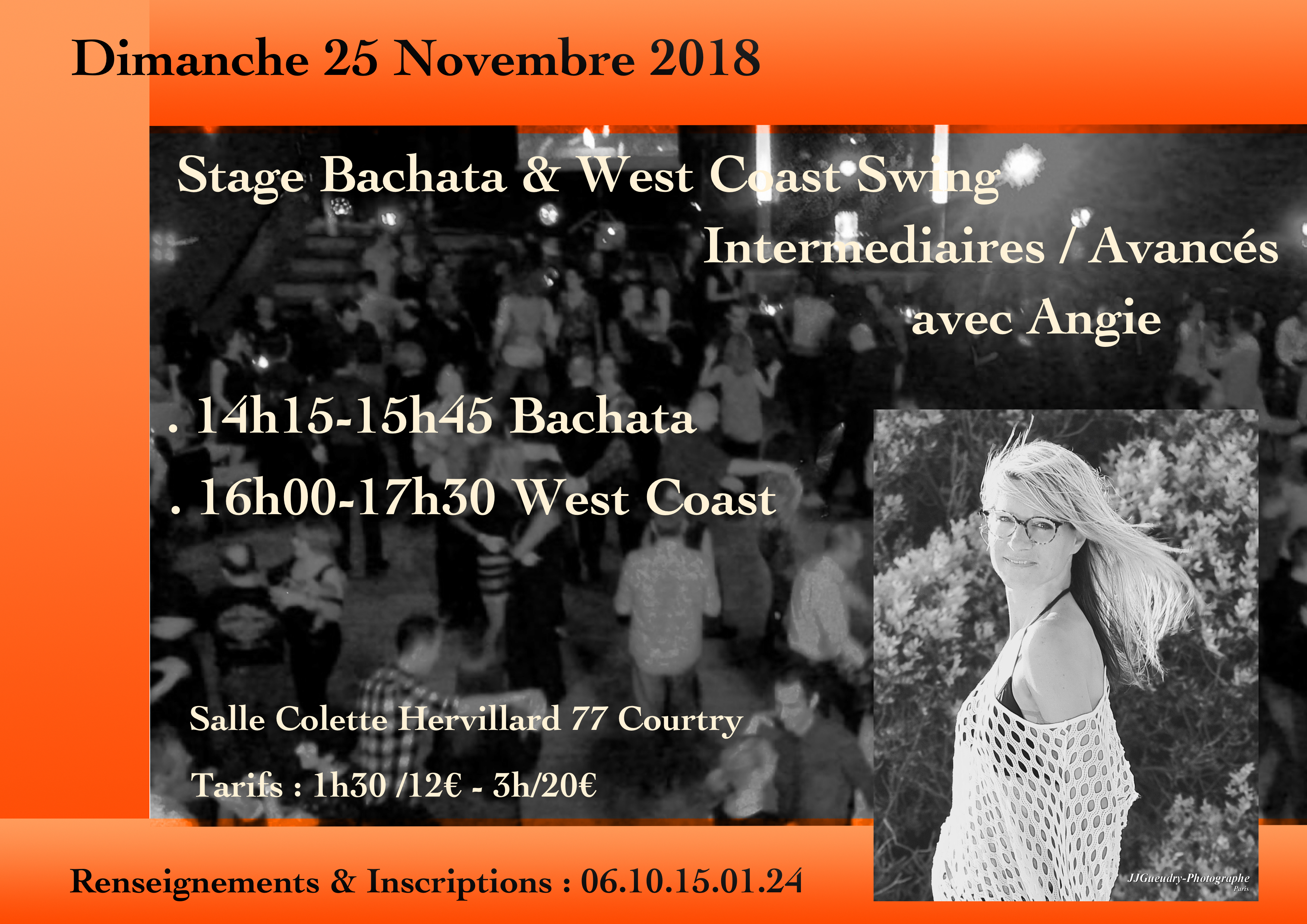 Stage Courtry 2018